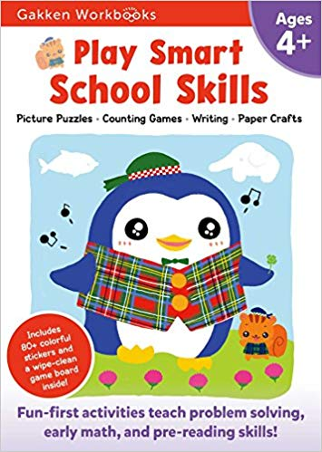 Play Smart School Skills Ages 4+